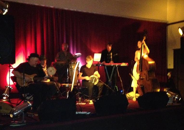 at Secret Society Ballroom Portland - Photo by Jen Mayfield-Shafer