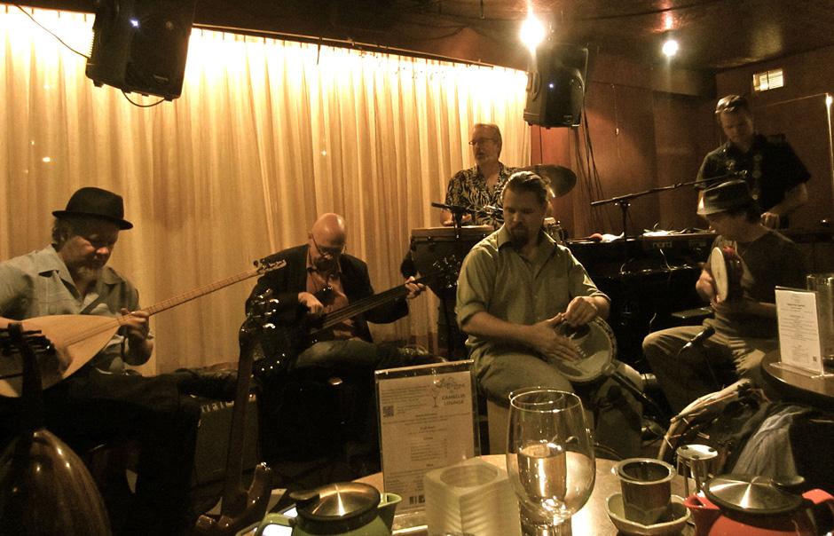 at Camellia Lounge Portland - Photo by Jen Mayfield-Shafer