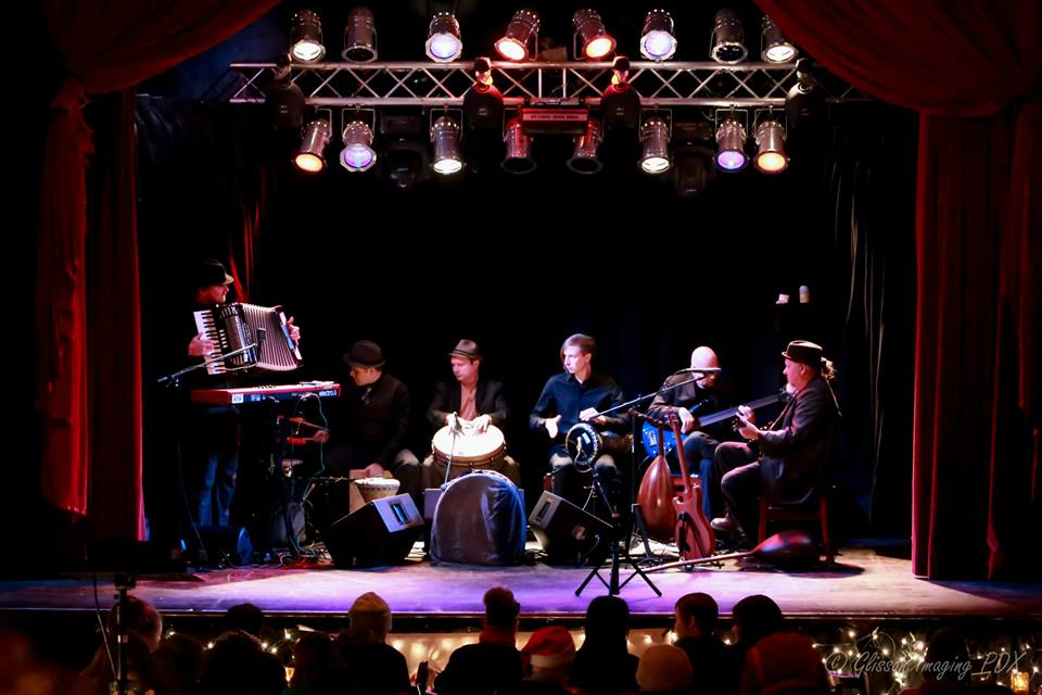News From The Hip- 2013 Winter Showcase